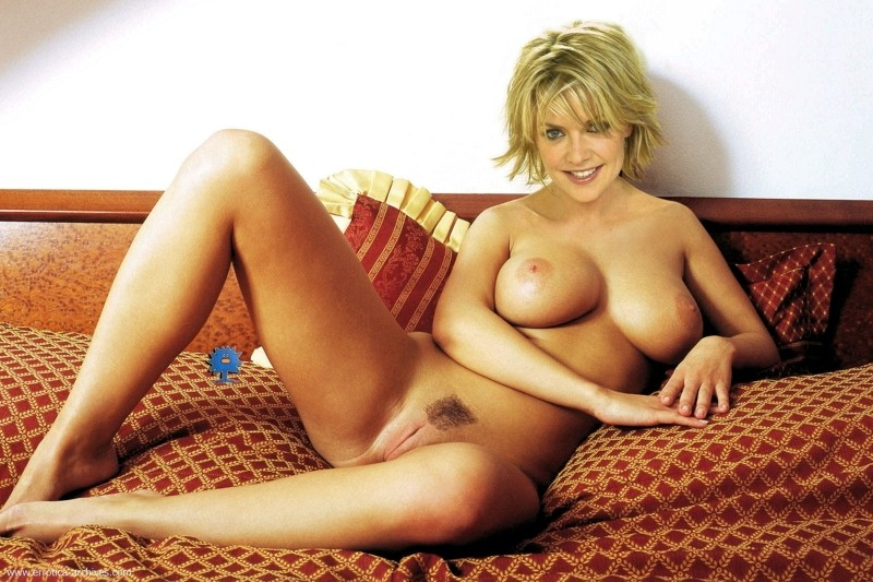 Stargate Amanda Tapping Nude Fakes