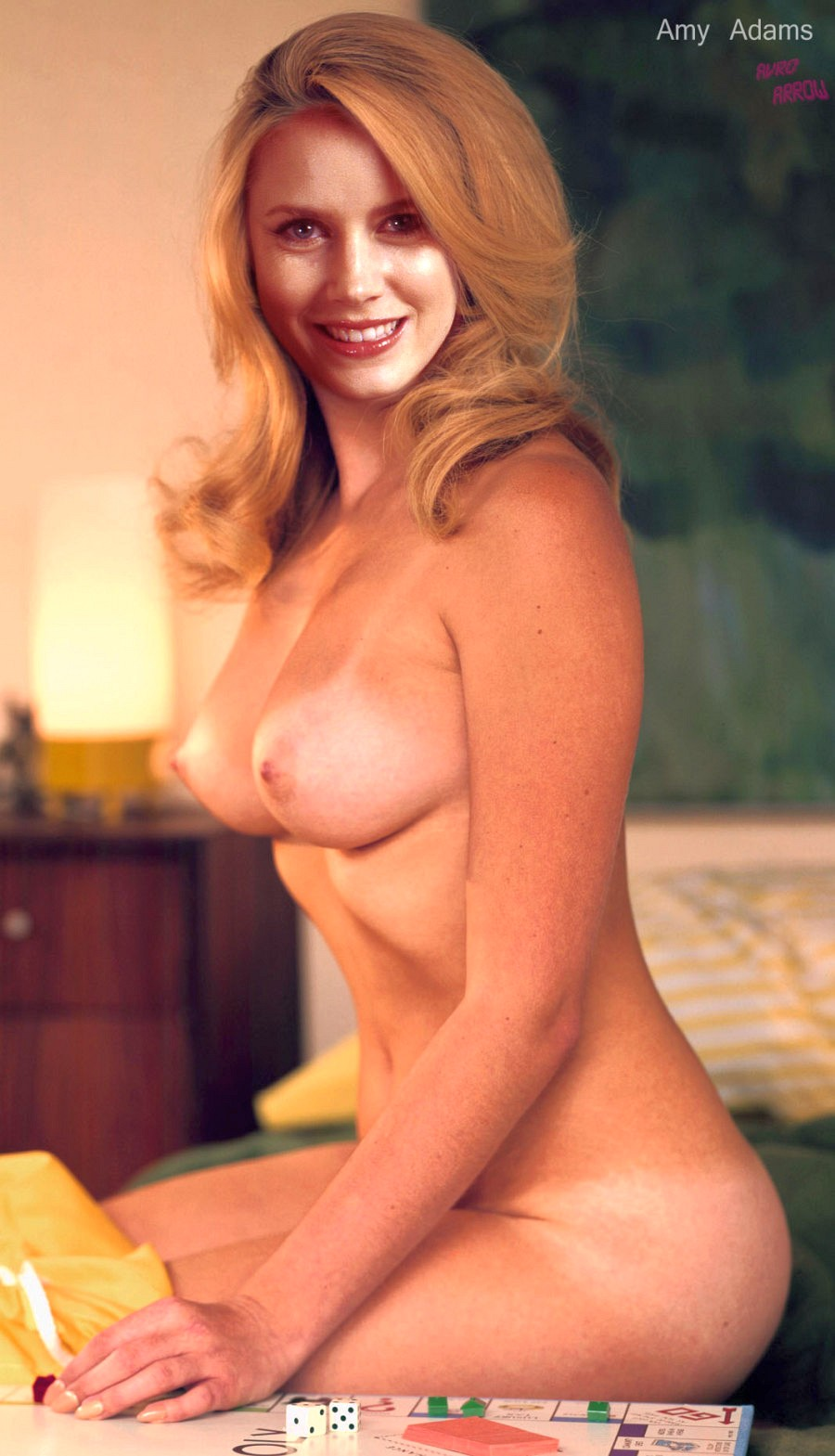 Amy Adams Nude Fakes