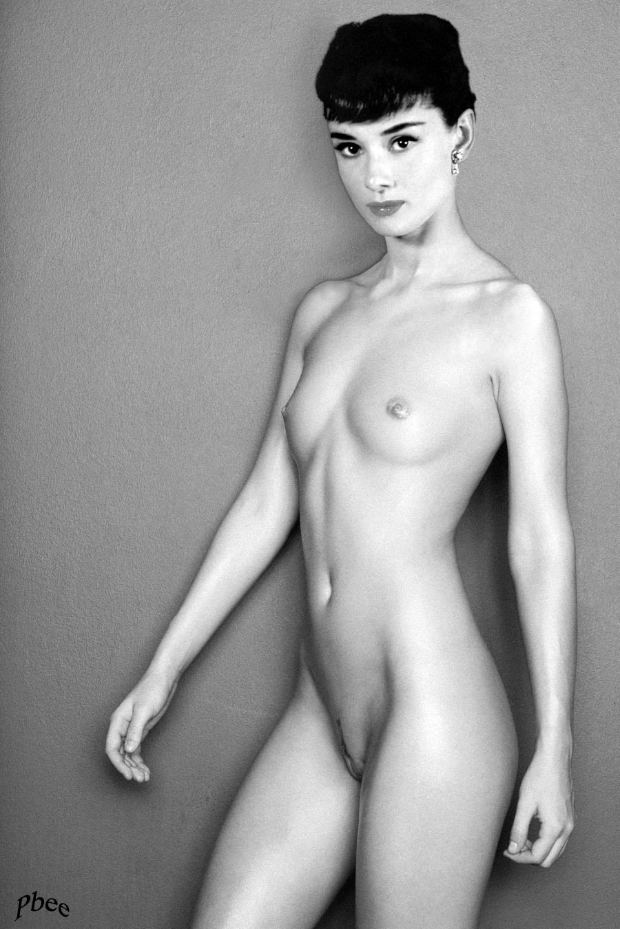 Audrey Hepburn Nude Fakes