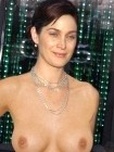 Carrie Anne Moss Nude Fakes - 007
