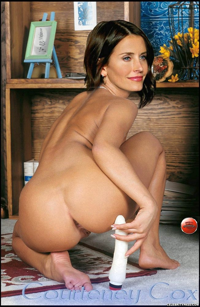 Courteney Cox Nude Fakes - 103