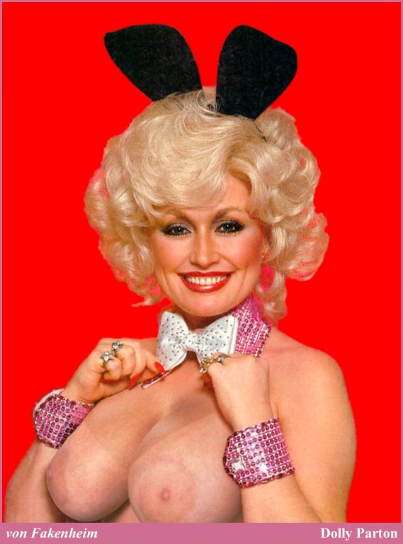 Dolly Parton Nude Fakes