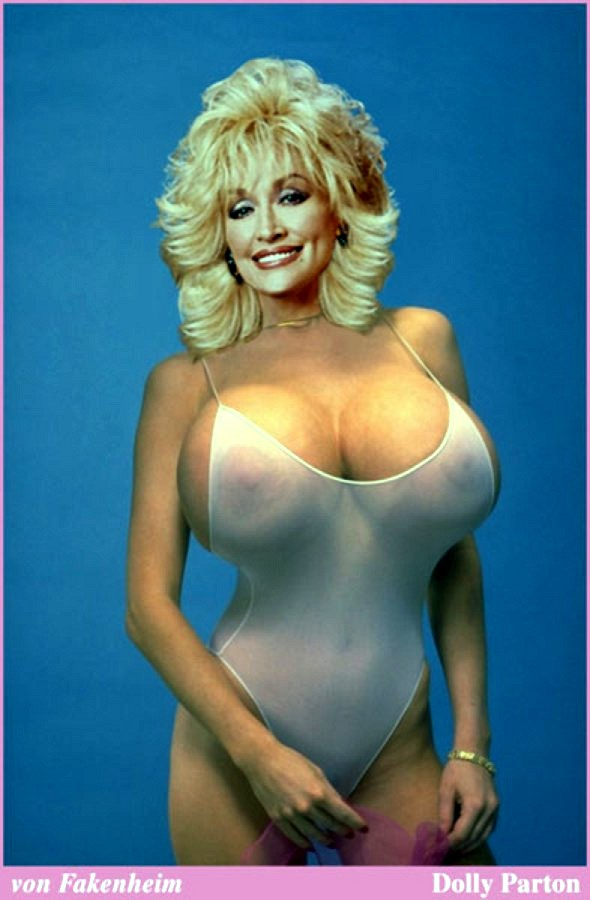 Dolly Parton Nude Fakes - 231