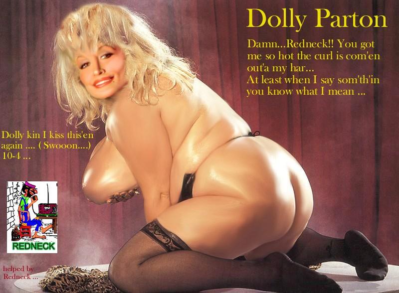 Dolly Parton Naked Fakes