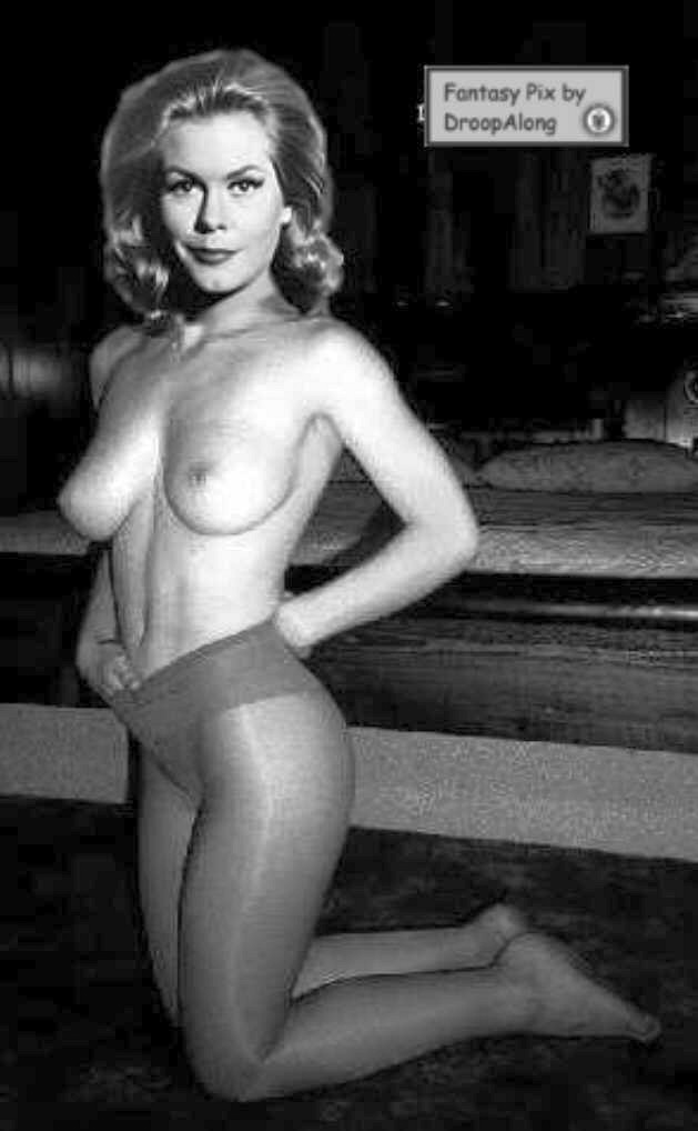 Elizabeth Montgomery Nude