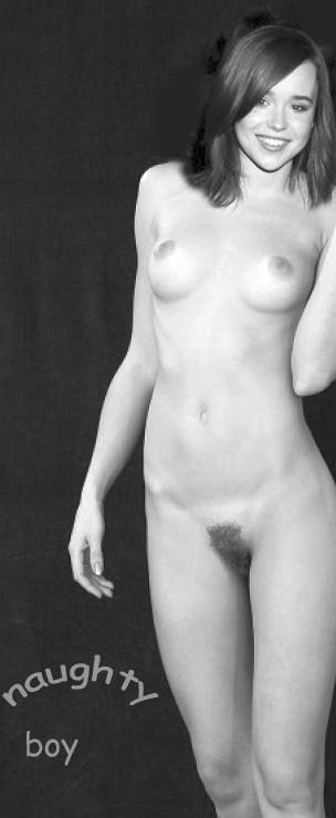 Ellen Page Nude Fakes