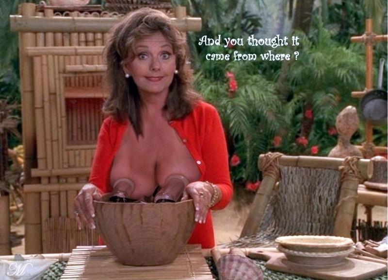 Dawn Wells Mary Ann Nude Fakes