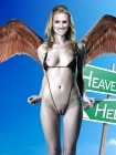 Georgie Thompson Nude Fakes - 001