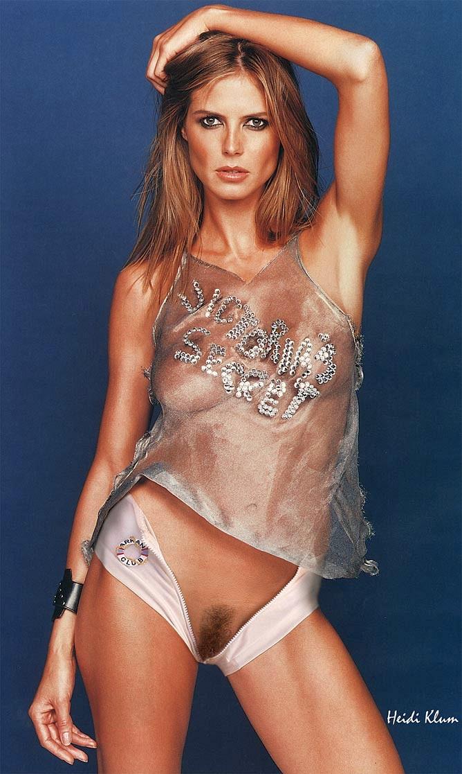 Heidi Klum Nude Fakes - 120