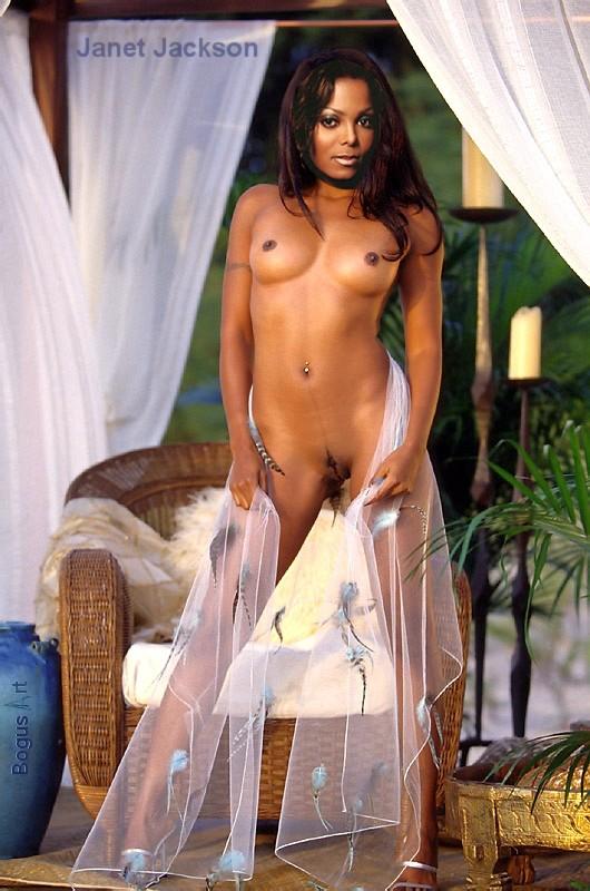 Janet Jackson Nude Fakes - 059