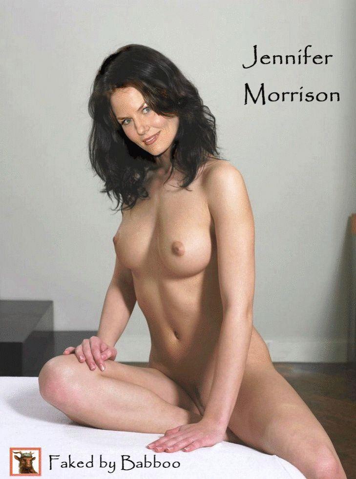 Jennifer Morrison Nude Fakes