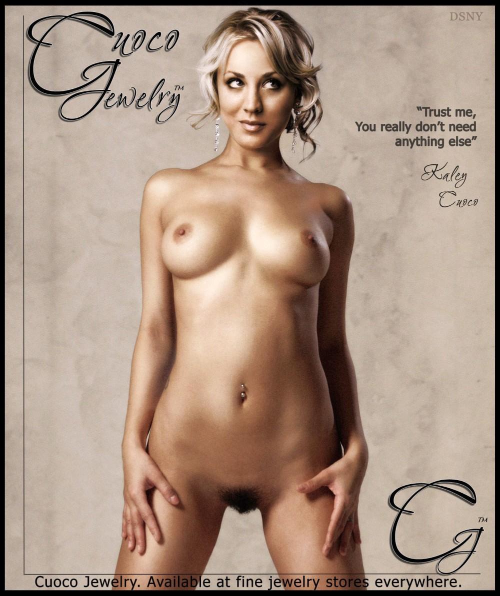 Kaley Cuoco Nude Fakes