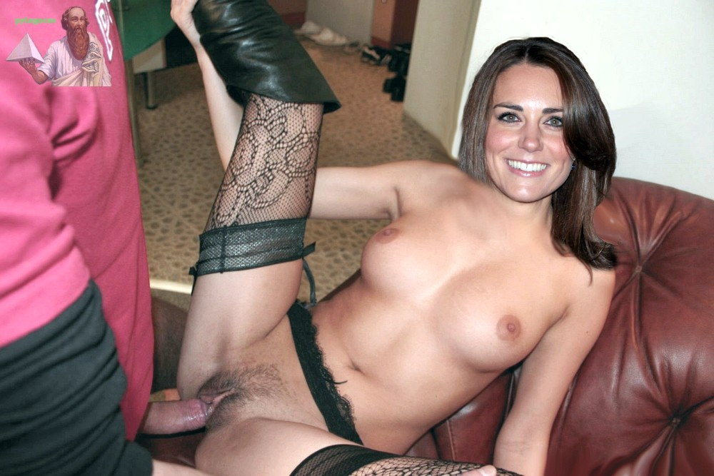 Kate Middleton Nude Fakes