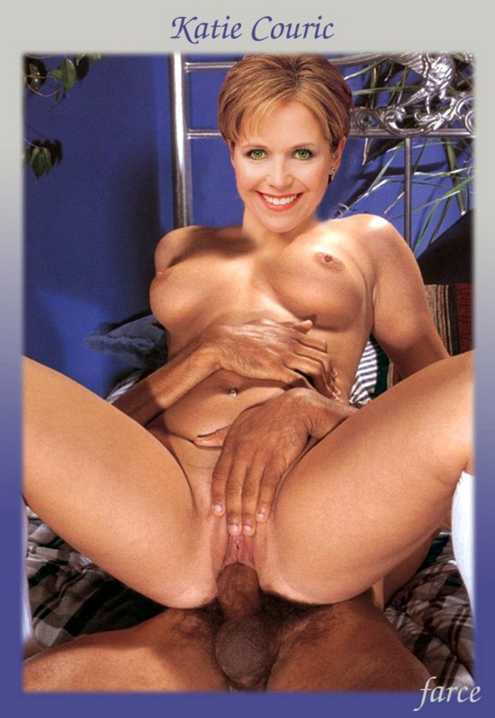 Katie Couric Nude Fakes