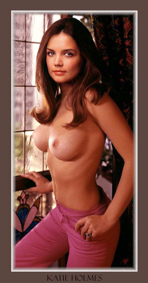 Katie Holmes Nude Fakes