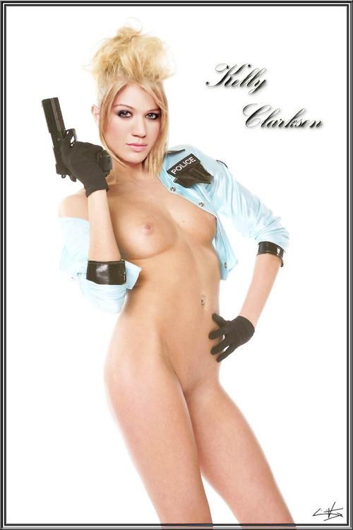 Kelly Clarkson Nude Fakes