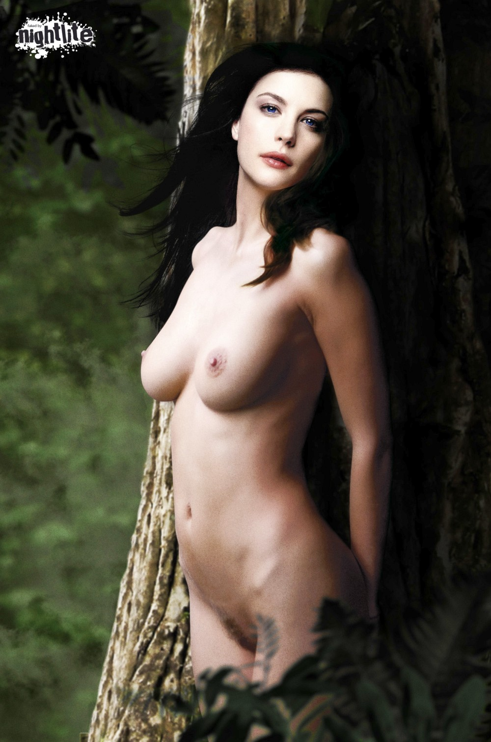 Liv Tyler Nude Fakes