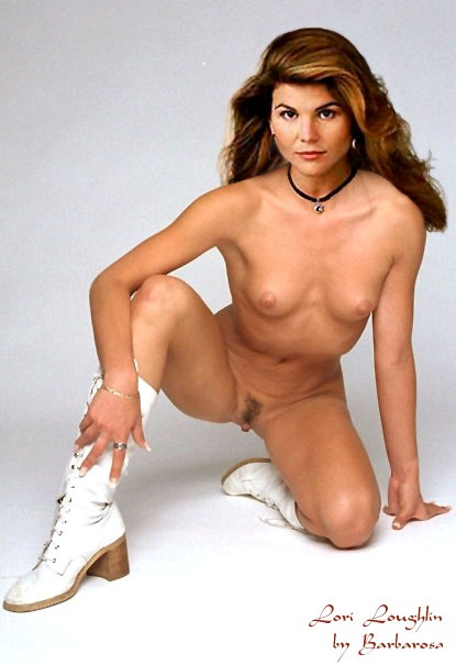 Lori Loughlin Nude Fakes
