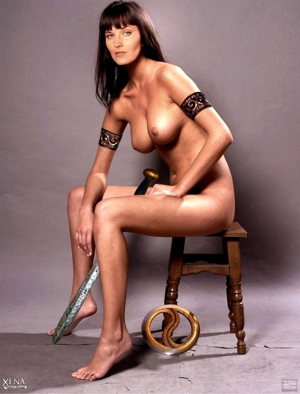 Lucy Lawless As Ena Nude Fakes