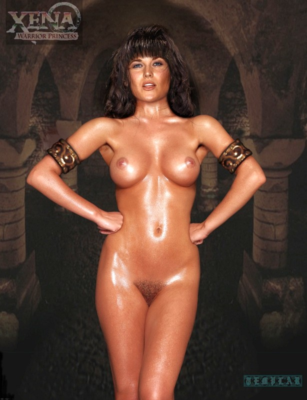 Lucy Lawless As Ena Nude