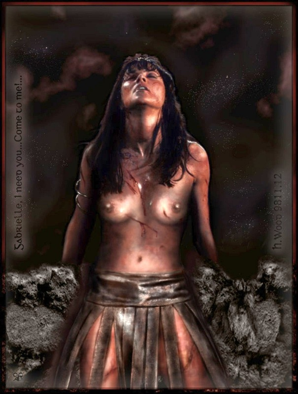 Lawless Lucy Nude Ena Warrior Princess