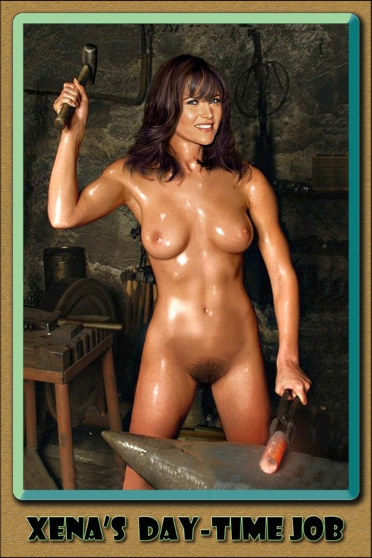Lucy Lawless Ena Nude Fakes