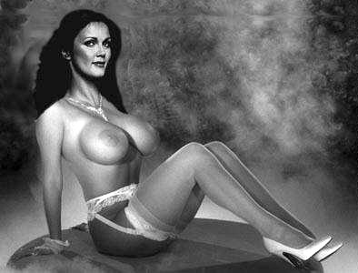 Lynda Carter Nude