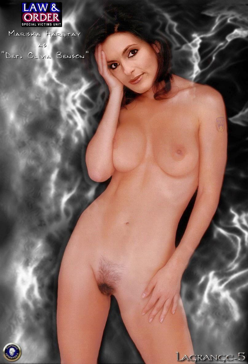 Mariska Hargitay Nude Fakes - 040