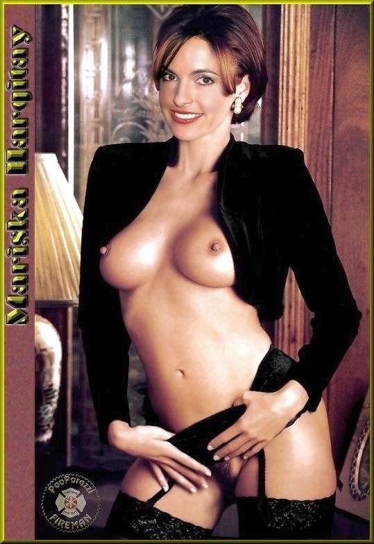 Mariska Hargitay Nude Fakes