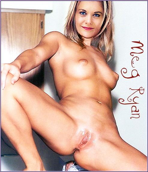 Meg Ryan Nude Fakes
