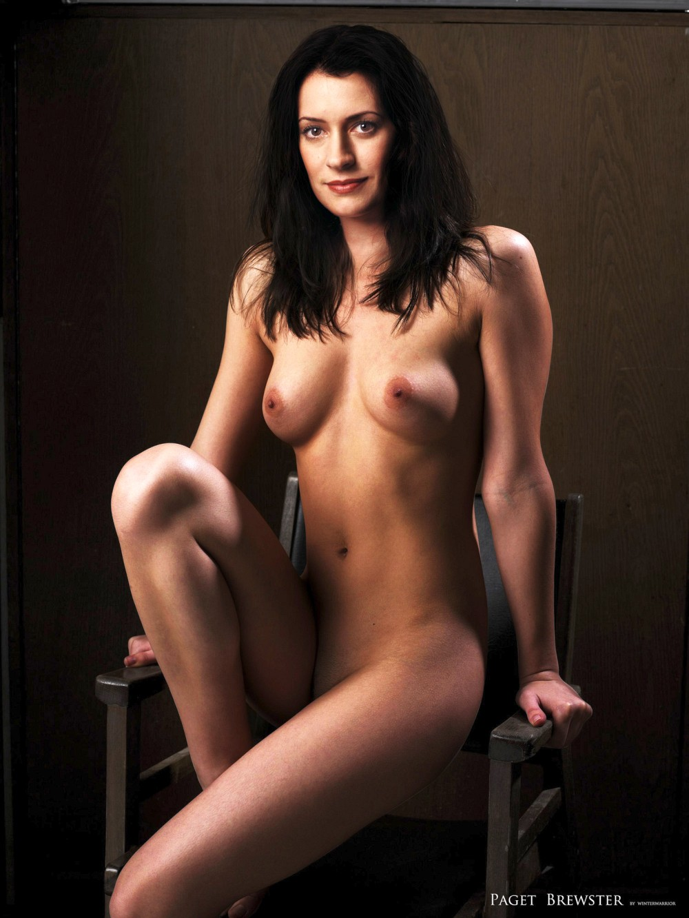 Paget Brewster Nude Fakes - 001