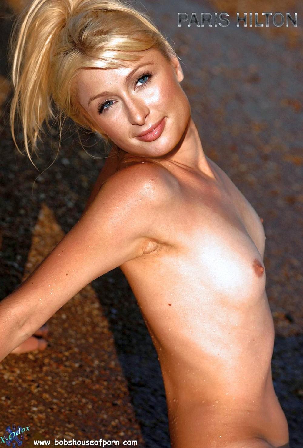 Paris Hilton Nude Pussy