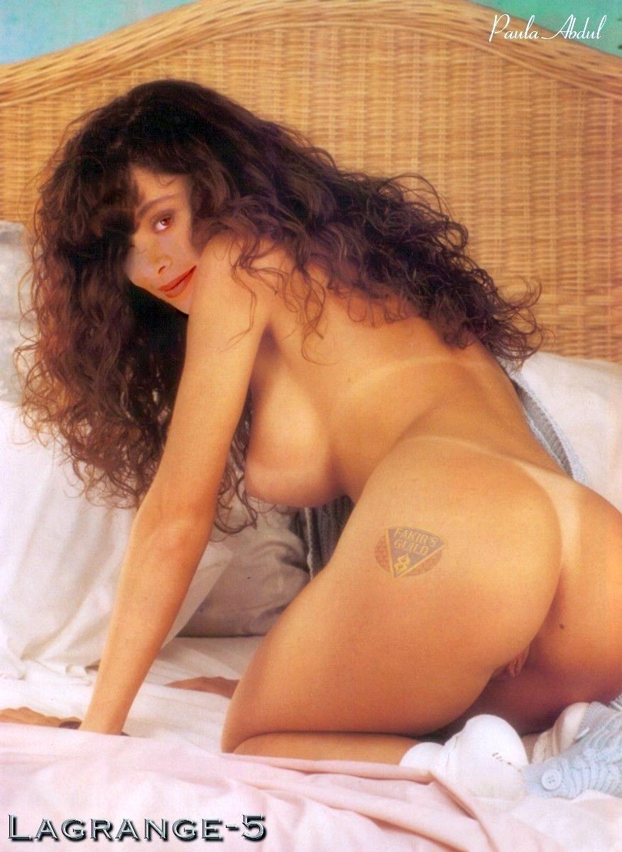 Paula Abdul Nude Fakes - 012
