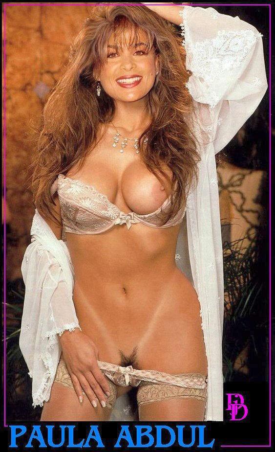 Paula Abdul Nude Fakes