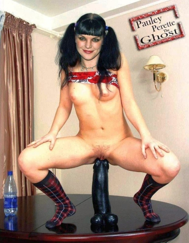 Naked Fakes Pauley Perrette Porn Fake Nude