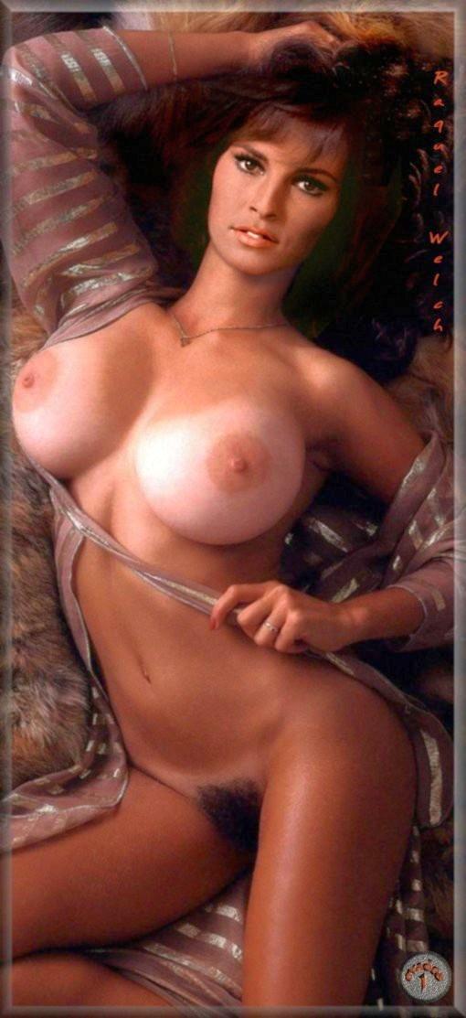 Raquel Welch Nude