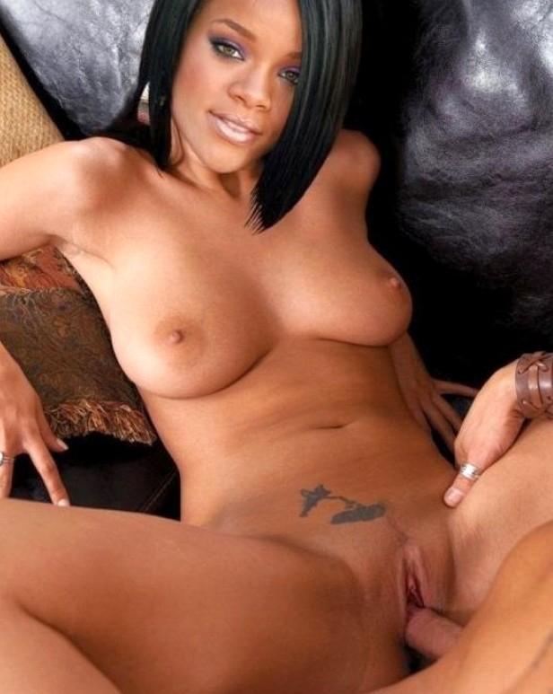 Rihanna Nude Fakes