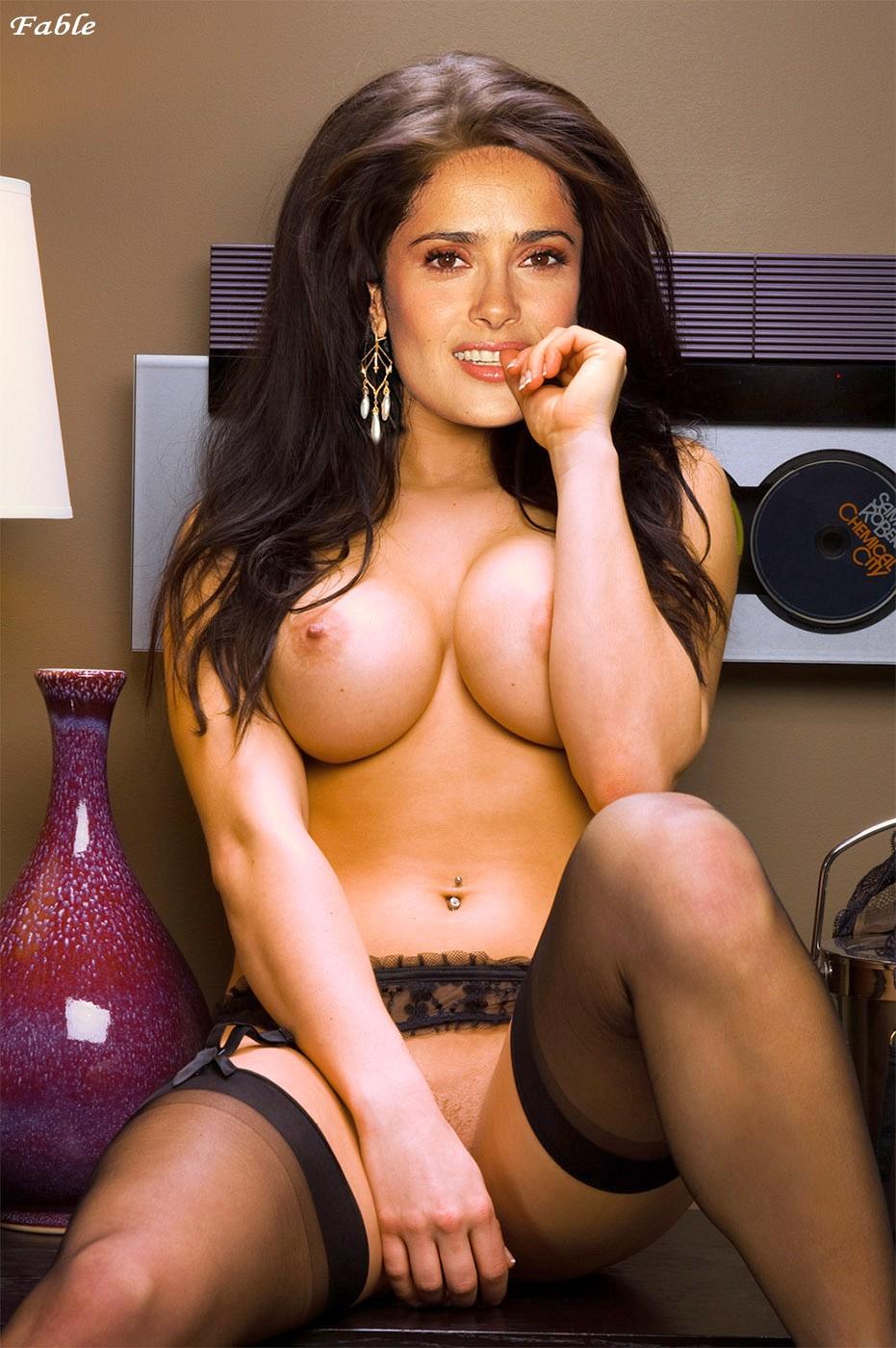 Сельма хаек порнофото 15 фотография