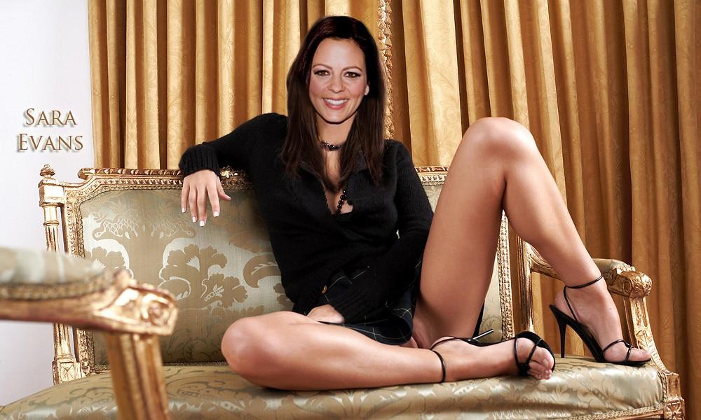 Sara Evans Nude Fakes