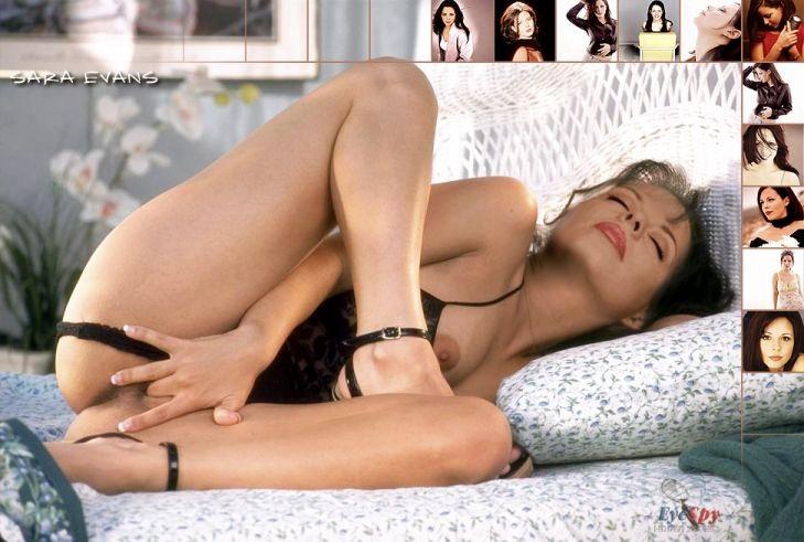 Sara Evans Nude Fakes - 032