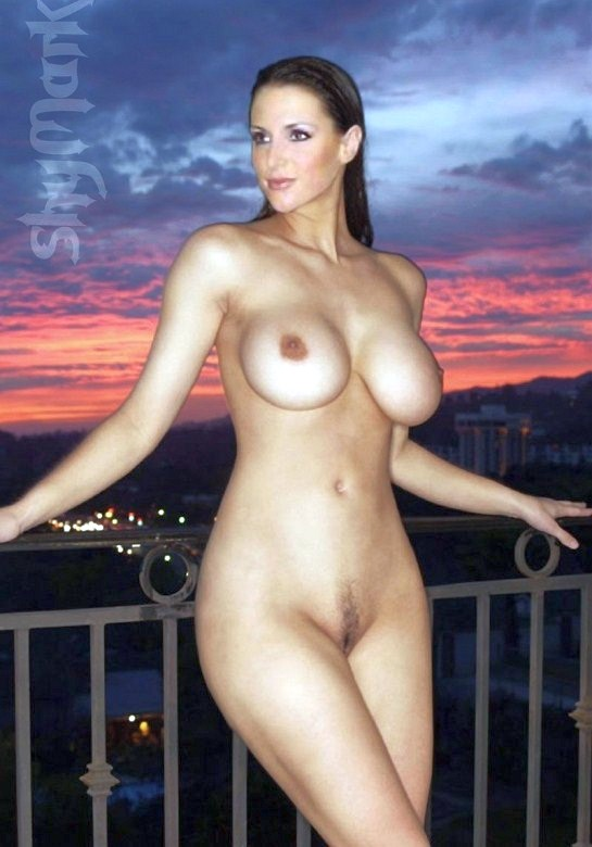 Real Fake Breasts Stephanie Mcmahon Levesque Nude Porn And