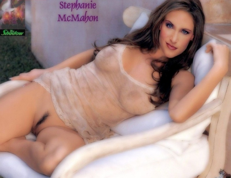 Wwe Stephanie Mcmahon Naked