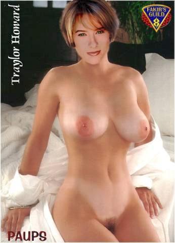 Traylor Howard Nude Fakes - 043