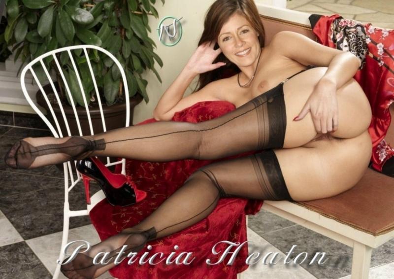 Has super Patricia heaton butt fucked filthy