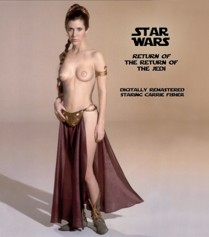 carrie fisher playboy pic