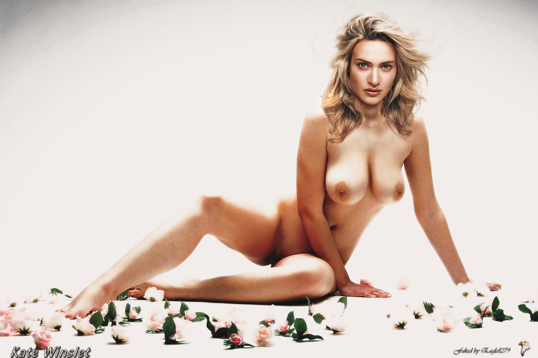 kate wins fake nake