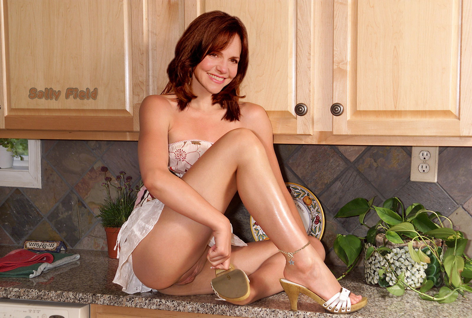sally fake field nude