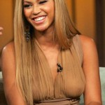 Beyonce See-Through Oops (Photos)