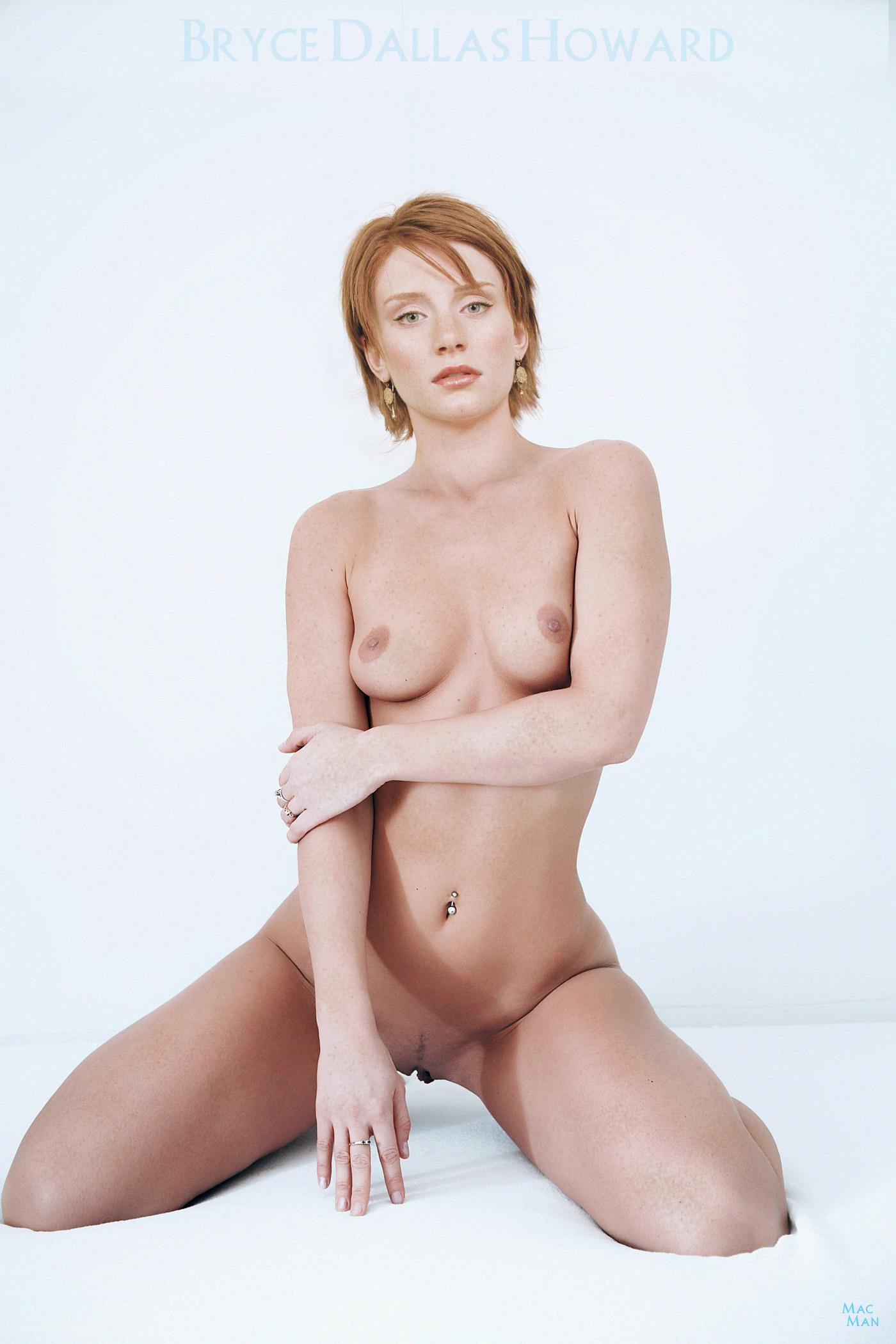 bryce howard naked