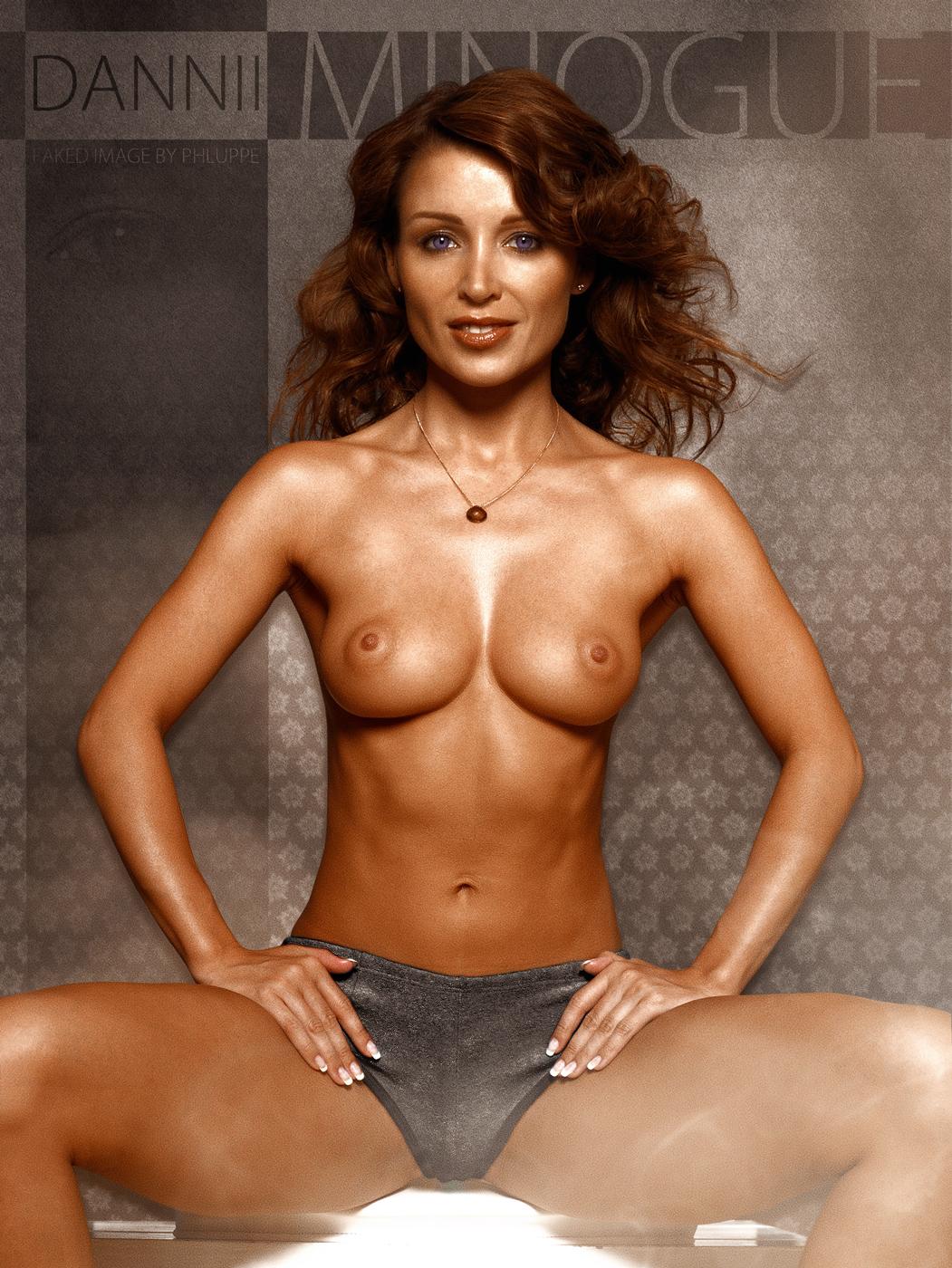 dannii minogue nude pictures